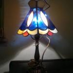Kis modern lámpa